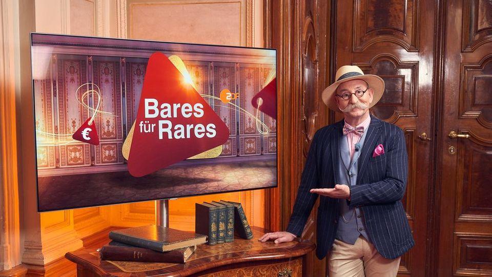 bares für rares heide zabel