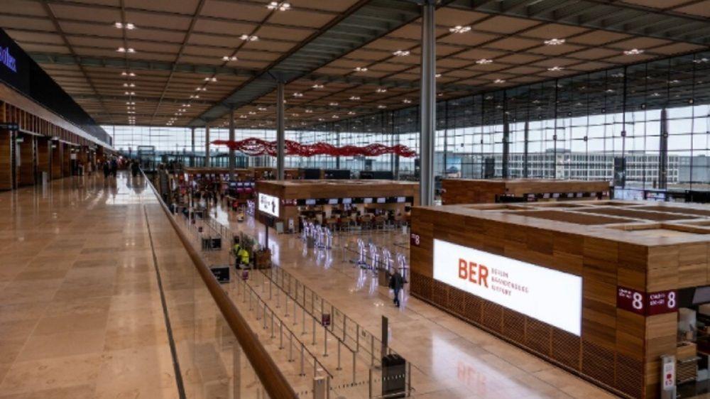 Gefährlicher Flughafen: BER-Mitarbeiter durch Stromschläge verletzt