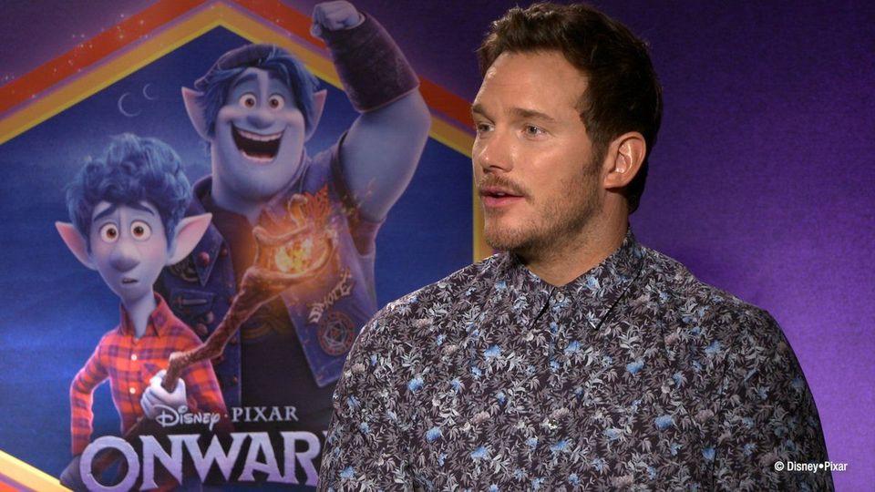 Traurige Gemeinsamkeit von Chris Pratt & seiner Figur im Film