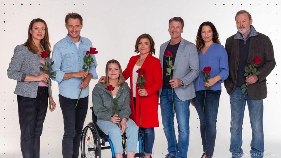 """""""Rote Rosen"""": Diese Stars sind seit Folge 1 dabei"""
