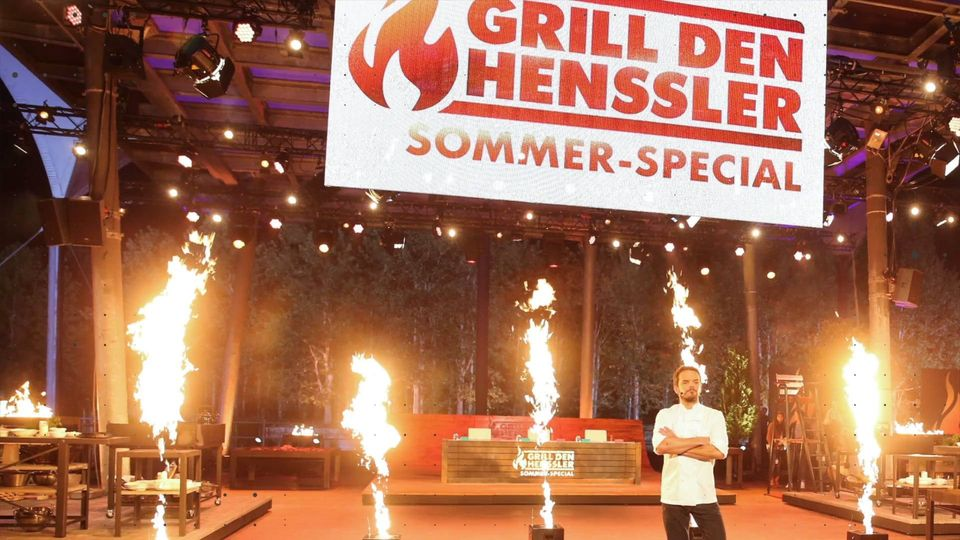 """Mitarbeiter infiziert: """"Grill den Henssler""""-Produktion wird gestoppt"""