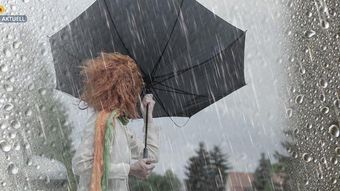 3-Tage-Vorhersage: Marola bringt Dauerregen und viel Wind