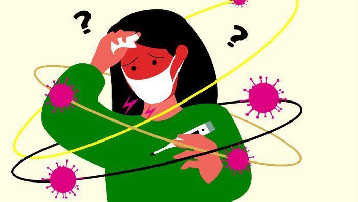 Corona, Grippe oder Erkältung? Das sind die Unterschiede