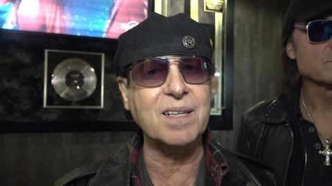 Scorpions-Sänger Meine zum «Wind of Change»-Erfolg
