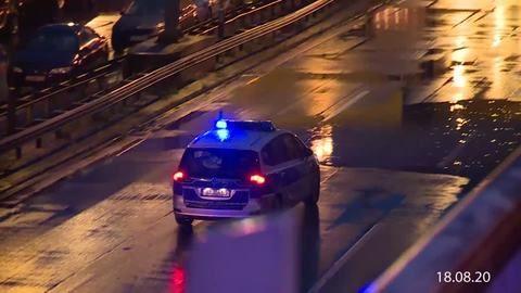 Anschlag auf Berliner Autobahn: Ermittlungen gehen weiter
