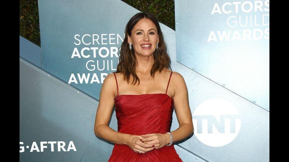 Jennifer Garner: 'Ich weinte, während ich es aufnahm'