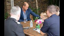 Prince William celebrates 999 day