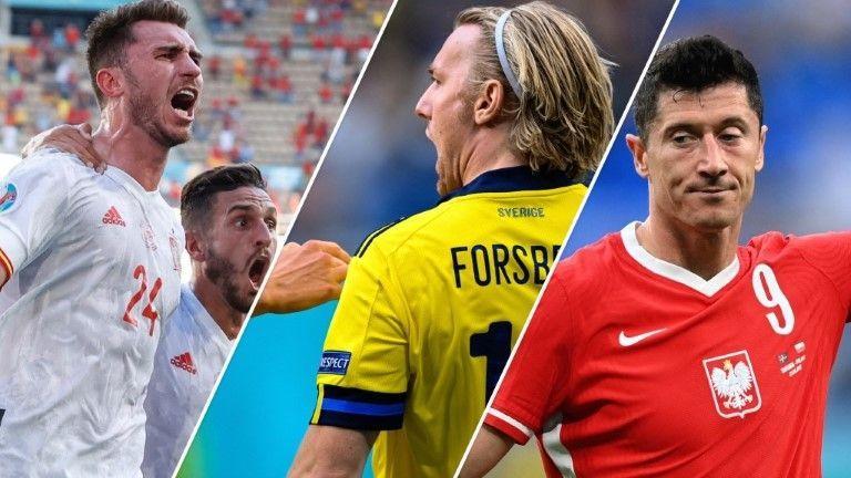 EM-Gruppe E: Spanien und Schweden sichern sich KO-Runde