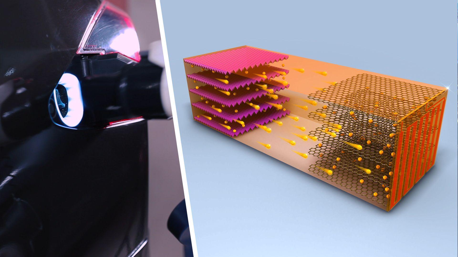 Forschung: Neue Batterie für E-Autos lädt innerhalb von 10 Minuten