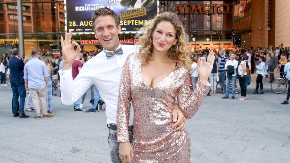 Nach Dancing on Ice: Janni und Peer Kusmagk kündigen Auszeit an
