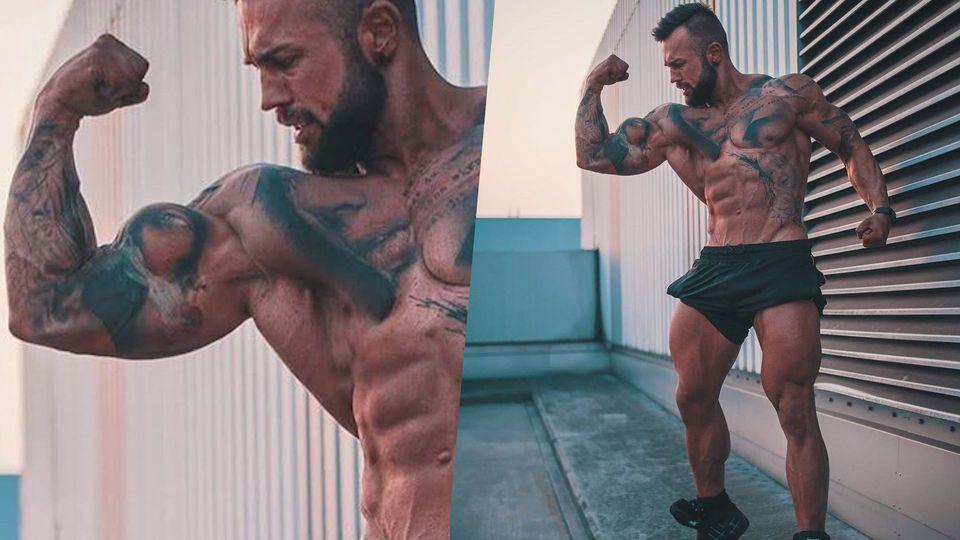 Bodybuilder Jil: Die Fans können kaum glauben, was sie auf Instagram sehen