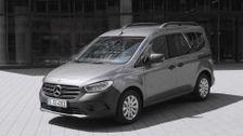 The new Mercedes-Benz CITAN Tourer Design in Grey