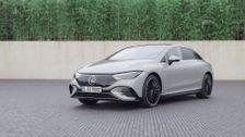 The new Mercedes-Benz EQE 350 Edition 1 Exterior Design