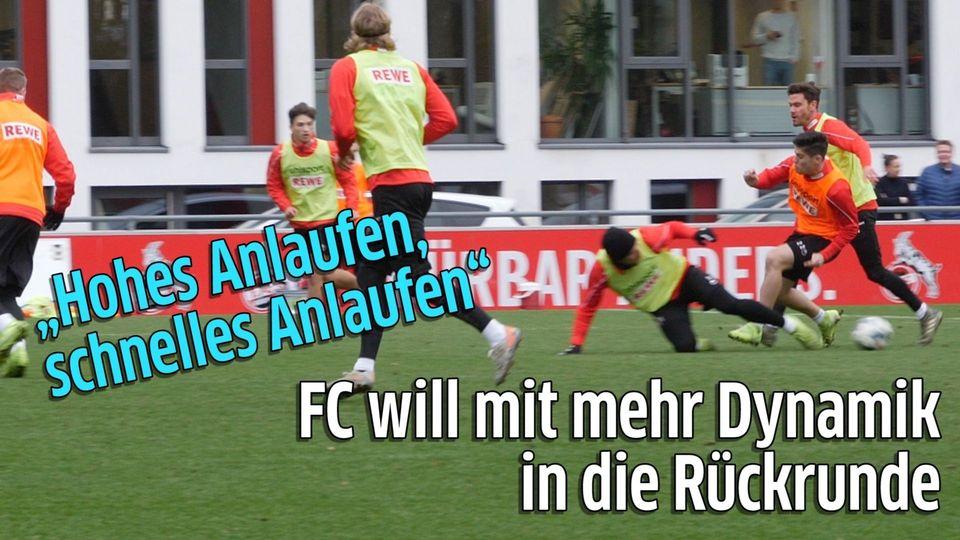 1. FC Köln: Rafael Czichos erklärt Gisdols Matchplan für Wolfsburg
