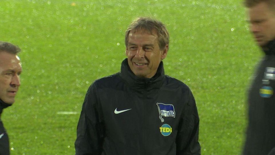 Lizenz von Jürgen Klinsmann verlängert vor Spiel Hertha vs. FC Bayern