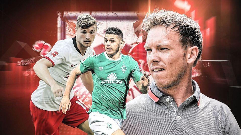 Timo Werner weg: Die Alternativen für die Offensive von RB Leipzig