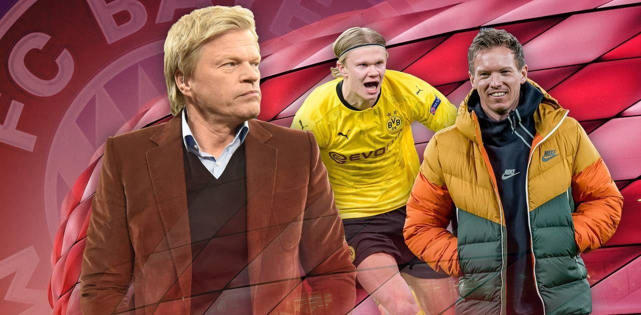 2 nach 10: Kommt beim FC Bayern München die Ära von Oliver Kahn und Nagelsmann?