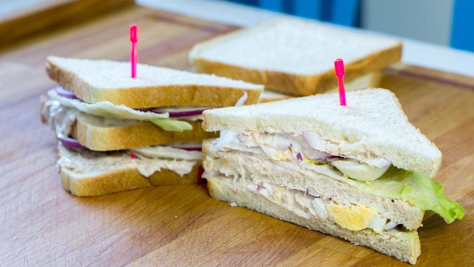 Das weltbeste Thunfisch-Sandwich: Der Klassiker reloaded!