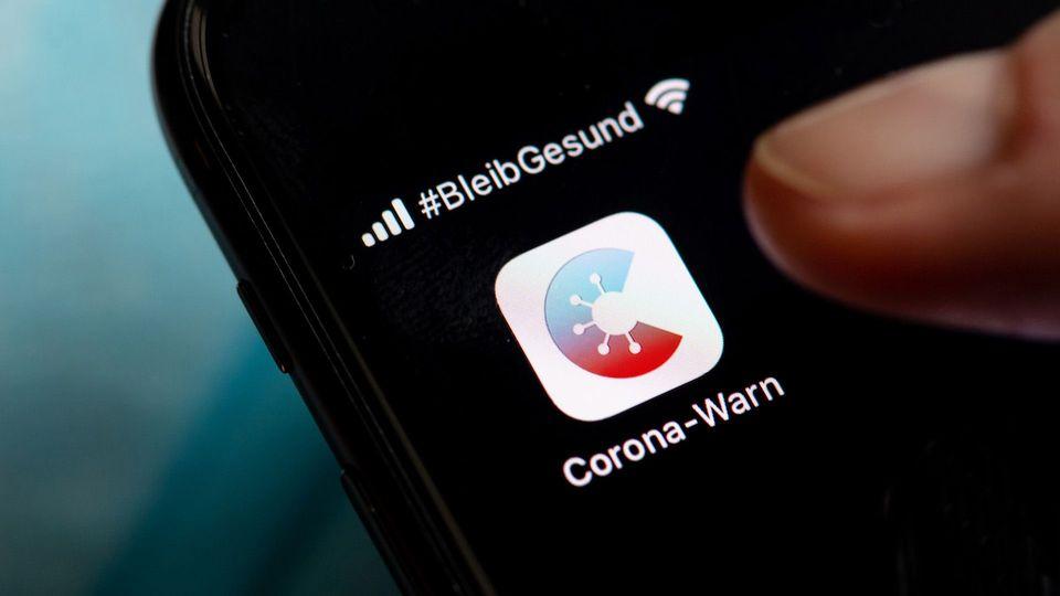 Bundesregierung nennt neue Corona-Warn-App: