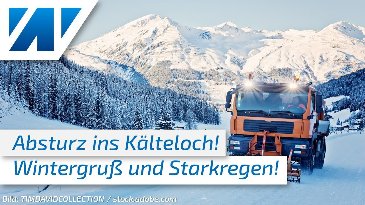 Deutschland in der Kälte-Kralle! Wintereinbruch am Wochenende! Kommt ein goldener Oktober?