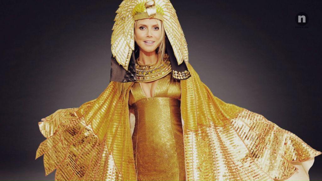 Heidi Klum: Die abgefahrenen Halloween-Kostüme des Models ab 2001