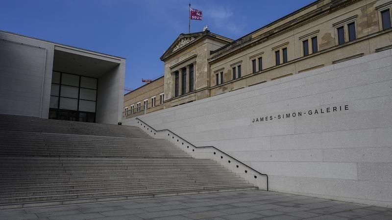 Vandalismus auf Museumsinsel: Bezug zu Attila Hildmann?
