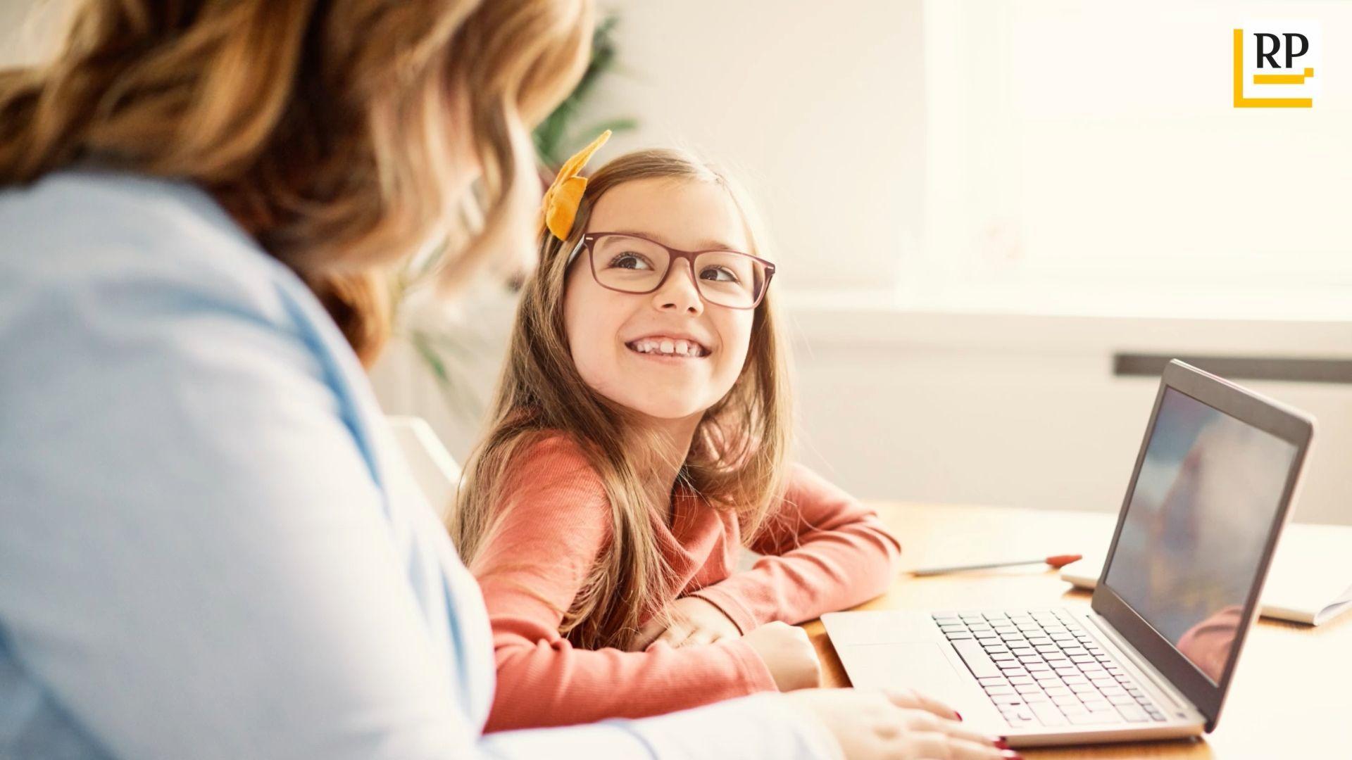 Kurzsichtigkeit bei Kindern vorbeugen – 5 Tipps