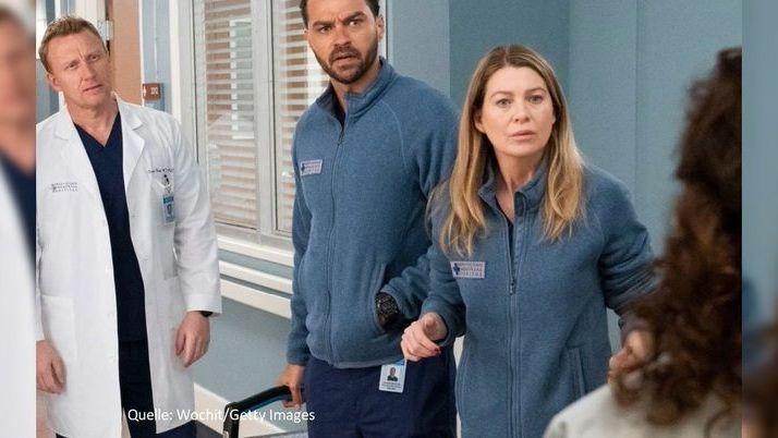 GREY'S ANATOMY Zwei neue Staffeln und drei neue Schauspieler kommen