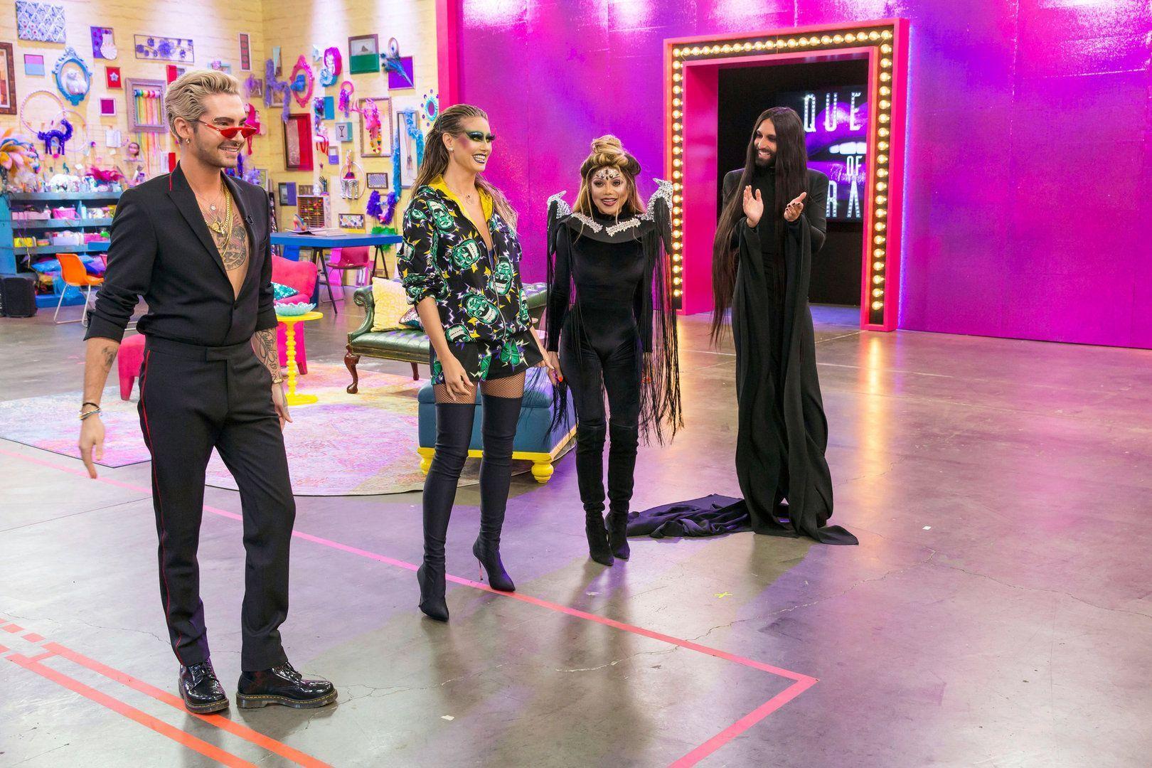 Queen of Drags - Im Halbfinale erwartet die Jury etwas Neues!