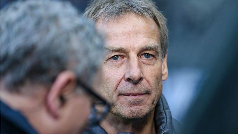 Bericht: Klinsmann kehrt offenbar nicht in Hertha-Aufsichtsrat zurück