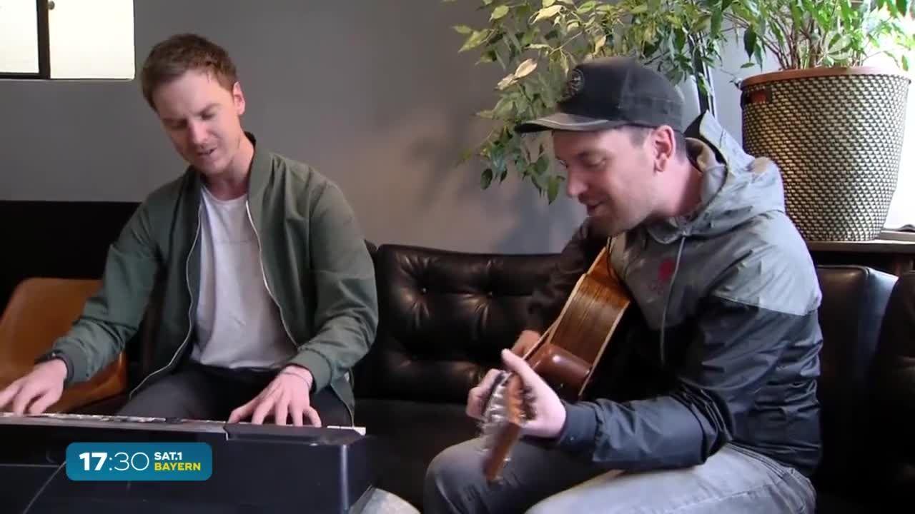 Newcomer-Band aus Bayern: Zwei Brüder starten durch!