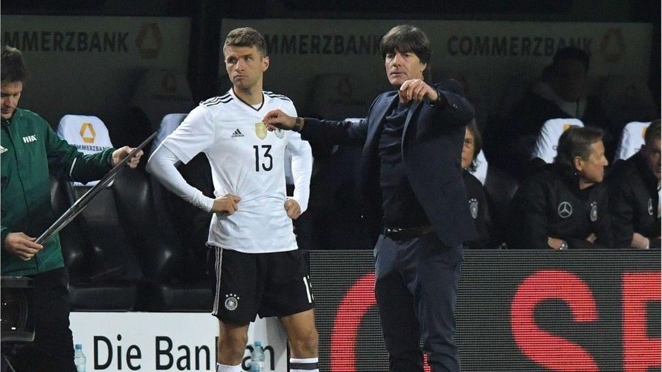 Löw will Müller offenbar in DFB-Auswahl zurückholen