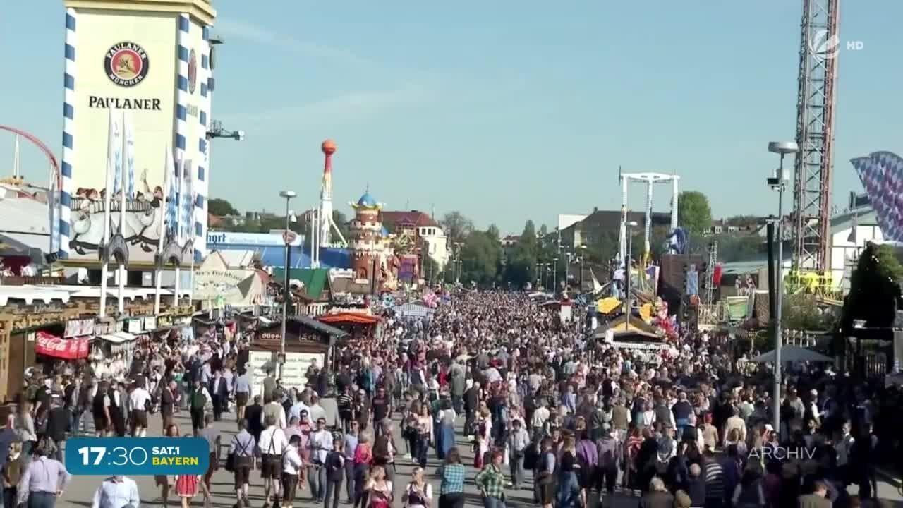 Münchner Oktoberfest: Begriff ist offiziell geschützte Marke